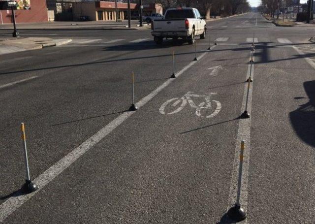 bike lane wichita