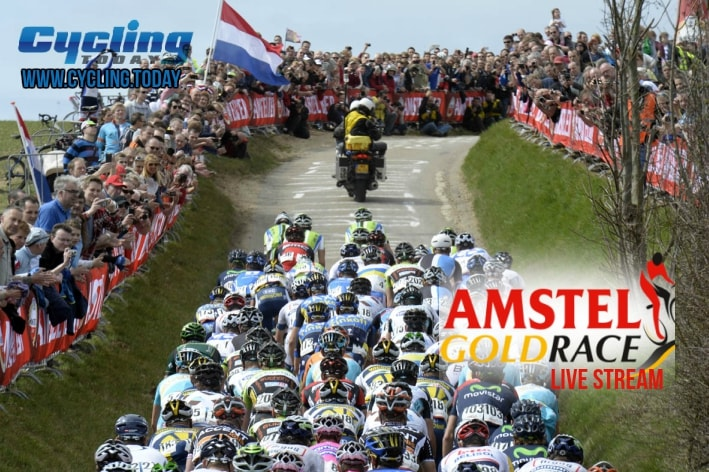 2017 Amstel Gold Race LIVE STREAM | Cycling Today