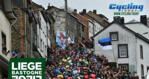 2017 Liege-Bastogne-Liege LIVE STREAM