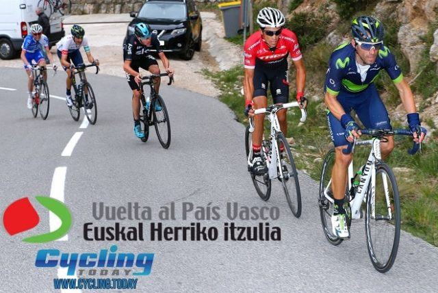 2017 Tour of the Basque Country LIVE STREAM