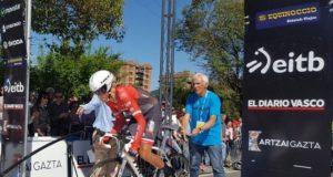 Alberto Contador pais vasco 2017