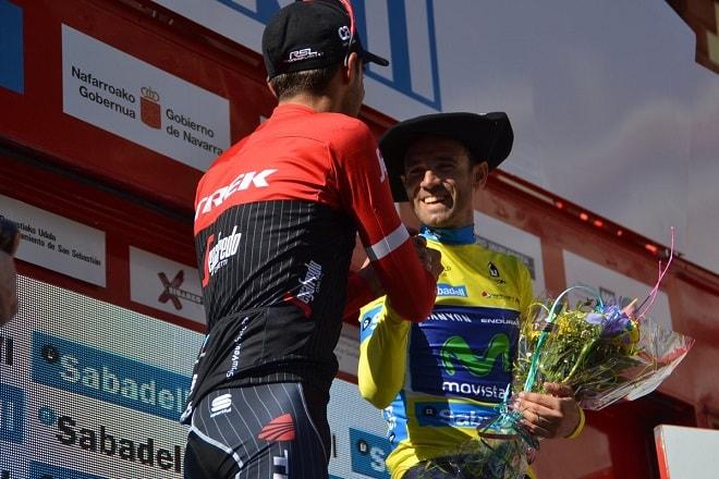Alejandro Valverde basque country 2017