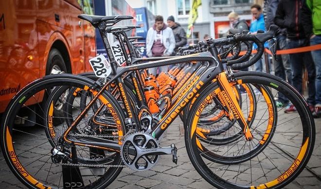 CCC team bike