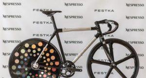 Festka Nespresso bike