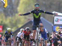 Alejandro Valverde fleche wallonne 2017