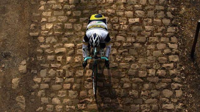 Paris Roubaix cobbles