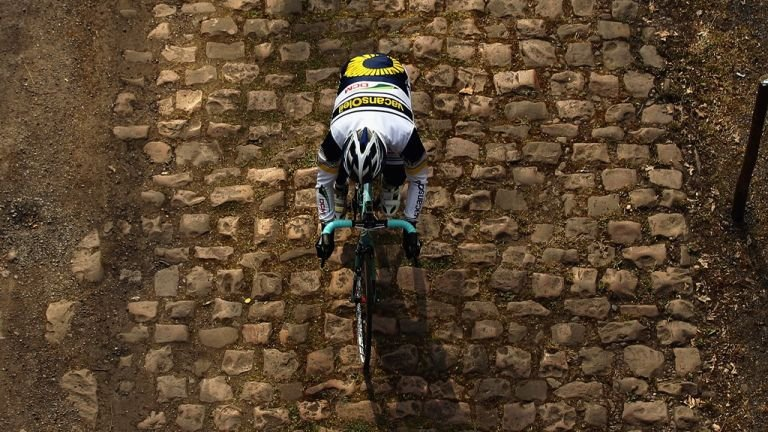 Paris Roubaix cobbles