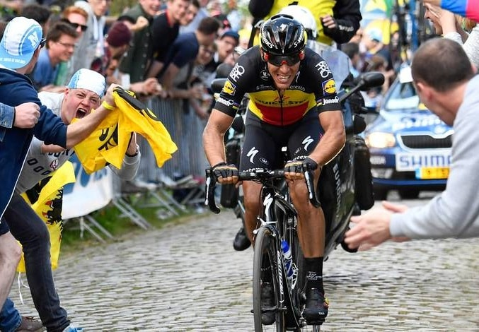 Philippe Gilbert Tour of Flanders