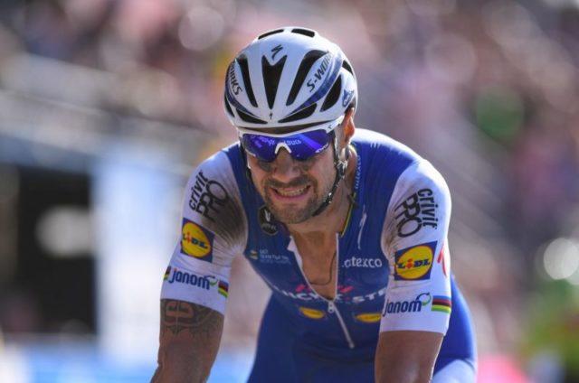Tom Boonen paris roubaix 2017