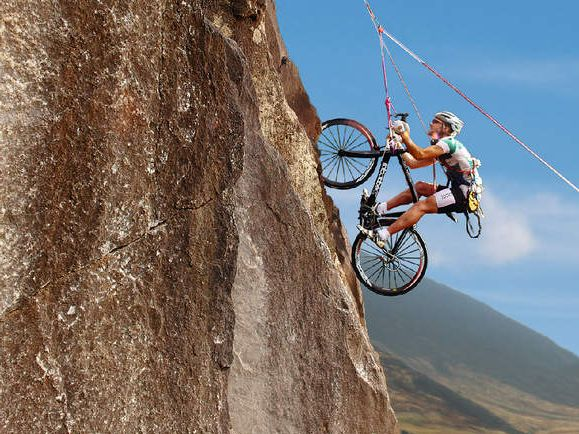 Five tips to improve your climbing