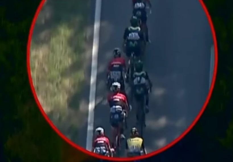 Alafaci vs Sutherland giro 2017 stage 19