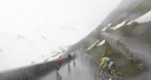 Descent giro d'italia