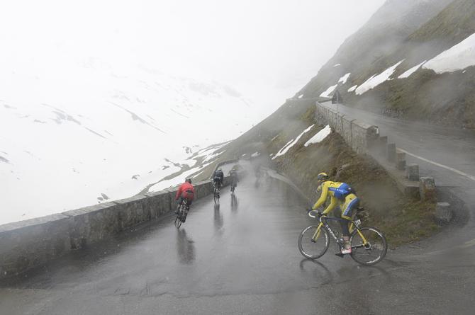 Descent giro d'italia