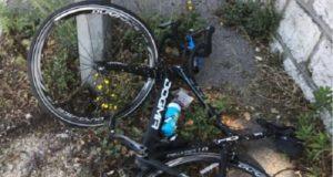 Froome's bike