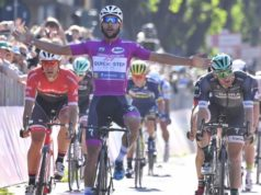 Fernando Gaviria Giro 2017