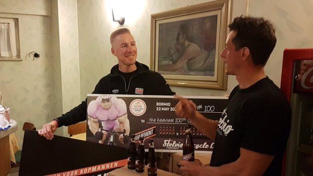 Lars Bak beer giro 2017