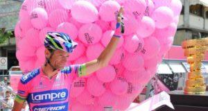 Giro d'Italia Scarponi