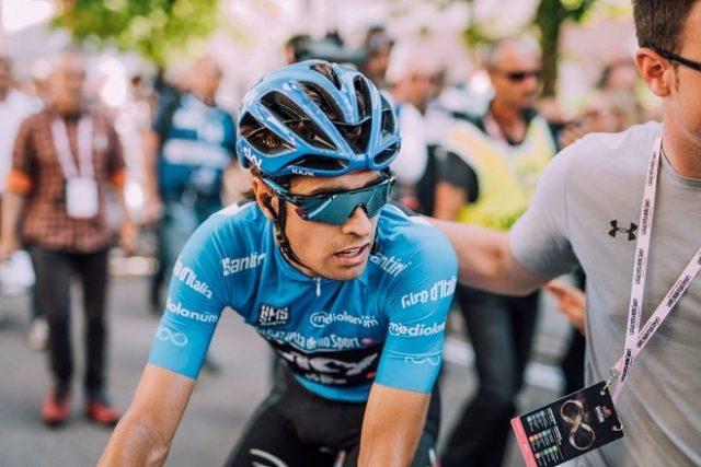 Mikel Landa stage 19 giro 2017