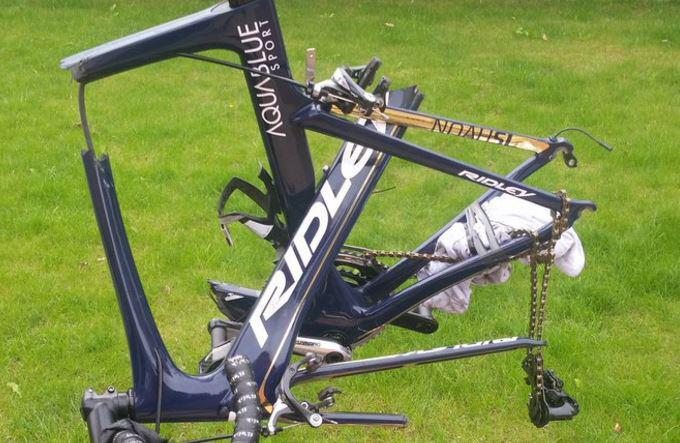 Peter Koning bike