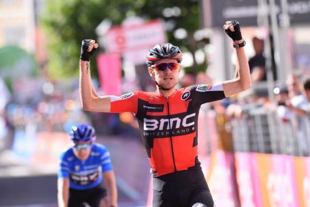 Tejay Van Garderen giro 2017 stage 18