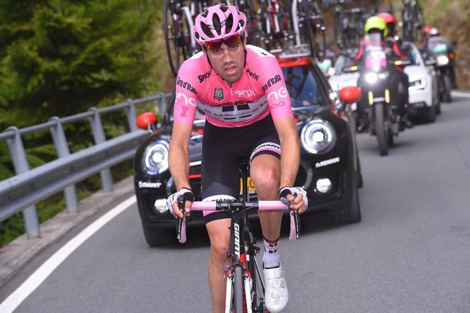 Tom Dumoulin giro d'italia 2017
