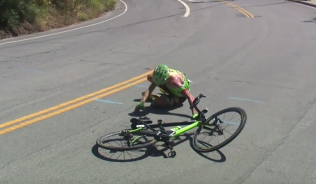 Toms Skujins crash california 2017