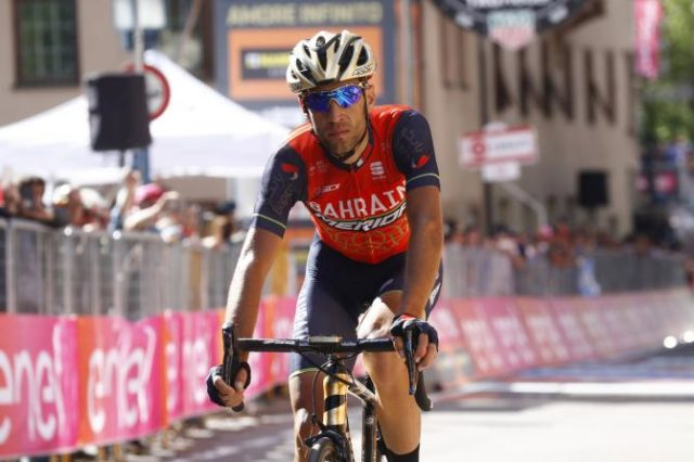 Vincenzo Nibali giro 2017