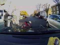 cyclist doored