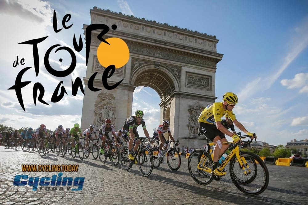 2017 Tour de France LIVE STREAMING | Cycling Today