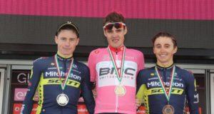 Baby Giro 2017 podium