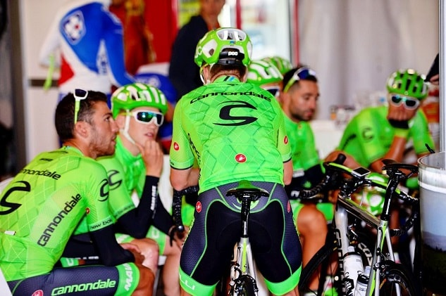 Cannondale team