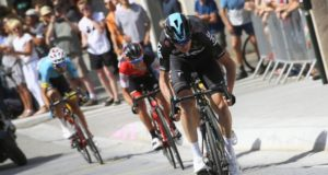 Chris Froome dauphine 2017 descent