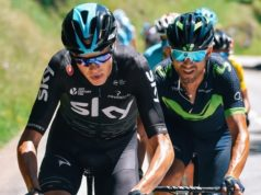 Chris Froome dauphine 2017