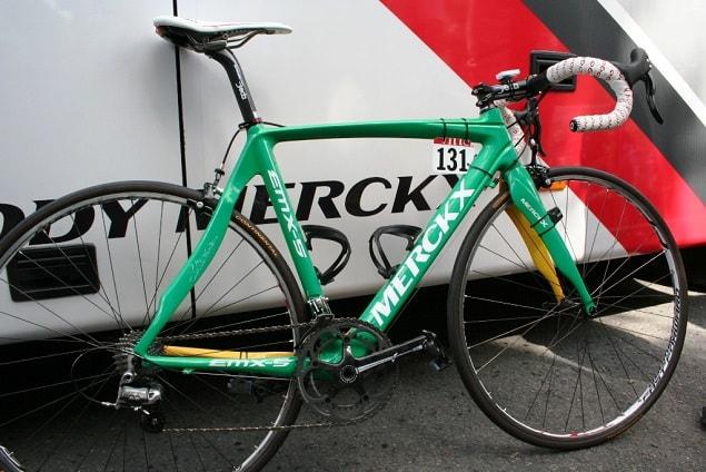 Eddy Merckx bike