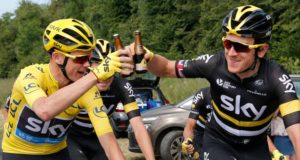 Froome and Geraint