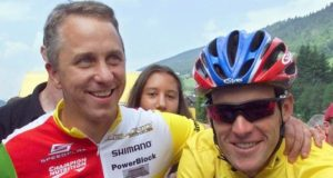 Lemond and Armstrong