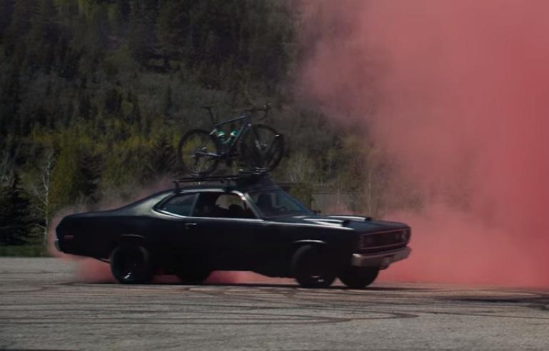 Peter Sagan commercial