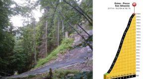 Pozza San Glisente climb