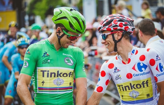 Sagan and Majka