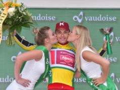 Simon Spilak wins tour de suisse 2017