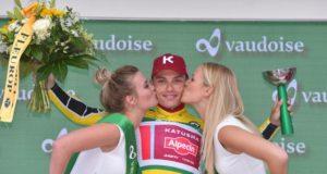 Simon Spilak wins tour de suisse 2017