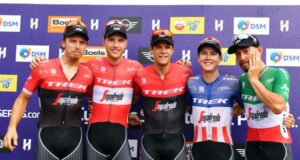 Trek Segafredo team hammer series 2017