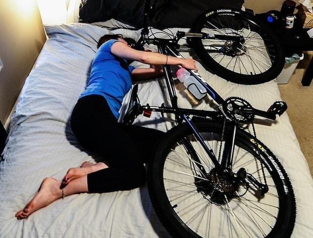 bonds with bike study