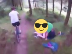 cyclist and couple sex ireland