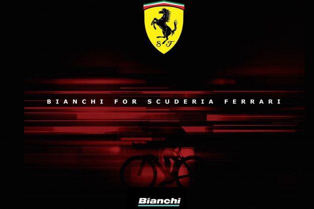 Bianchi Ferrari