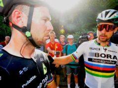 Cavendish Sagan crash tour de france 2017