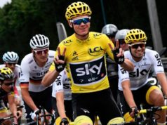 Chris Froome wins tour de france 2017