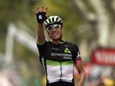 Edvald Boasson Hagen stage 19 tour de france 2017