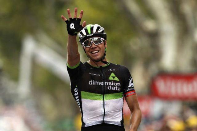 Edvald Boasson Hagen stage 19 tour de france 2017