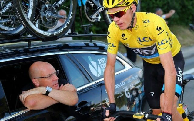 Froome Brailsford
